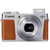 Canon (Canon) PowerShot G9X Mark II Digital Camera Silver (20.1 млн эффективных пикселей DIGIC7 процессор 28-84mm зум) new canon powershot g7x mark ii 20 1mp 4 2x optical zoom digital camer