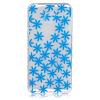 Синий хризантема шаблон Мягкий чехол тонкий ТПУ резиновый силиконовый гель чехол для SAMSUNG Galaxy A3 2016/A310