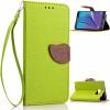 Зеленый дизайн Кожа PU откидная крышка бумажника карты держатель чехол для Samsung Galaxy Note 5/N9200 зеленый одуванчик дизайн кожа pu откидная крышка бумажника карты держатель чехол для samsung galaxy core prime g360