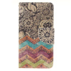 Волна цветок дизайн искусственная кожа флип кошелек карты держатель чехол для SAMSUNG Galaxy J3/J3 2016 baile pretty love daniel розовый вибратор для стимуляции точки g