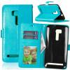 BlueStyle Classic Flip Cover с функцией подставки и слотом для кредитных карт для Asus ZenFone Zoom ZX551ML пленка на экран asus screen protector для zenfone zoom zx551ml защитная