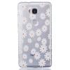 Обложка Хуан Xiaoju Pattern Мягкий тонкий ТПУ резиновый силиконовый гель чехол для HUAWEI Honor 5X чехол для сотового телефона honor 5x smart cover grey