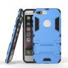 Синий Slim Robot Armor Kickstand Ударопрочный жесткий корпус из прочной резины для IPHONE 7 PLUS чехол для iphone 7 sgp slim armor 042cs20842 ультра черный