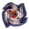 Nanjiren женский большой квадратный шарф Имитированный шелковый атласный платок Headcloth платок шарф белый купить москва