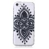 Черный китайский узел Pattern Мягкий чехол тонкий ТПУ резиновый силиконовый гель чехол для IPHONE 5С чехол для iphone 5с арбузики boom case