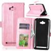Pink Style Classic Flip Cover с функцией подставки и слотом для кредитных карт для Asus Zenfone Max ZC550KL pink style classic flip cover с функцией подставки и слотом для кредитных карт для asus zenfone zoom zx551ml