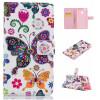 Красочные бабочки Дизайн PU кожа флип кошелек карты держатель чехол для HUAWEI P9 Lite красочные бабочки дизайн pu кожа флип кошелек карты держатель чехол для huawei p9