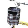 BOWONIKE Велосипедная корзина Холст-корзина Велосипедная корзина для верховой езды schleich игровой набор площадка для верховой езды
