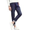цена  Carver пионерлагере Мужская хлопок джинсовые брюки стрейч джинсовые брюки 611013 сине-черный 31  онлайн в 2017 году
