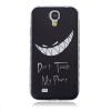 Плохой смех шаблон Мягкий чехол тонкий ТПУ резиновый силиконовый гель чехол для SAMSUNG Galaxy S4 I9500