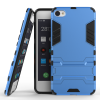 Синий Slim Robot Armor Kickstand Ударопрочный жесткий корпус из прочной резины для MEIZU U20