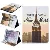 Классическая флип-обложка с тиснением в стиле Tower Tower с функцией подставки и слотом для кредитных карт для iPad Air 2/6 и rene rofe чулки сетка