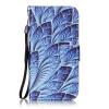 Blue Dazzle Дизайн PU кожа флип Обложка Кошелек для карты памяти чехол для Google Pixel XL смартфон highscreen fest xl pro blue
