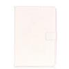 Белый цветок дизайн искусственная кожа флип кошелек карты держатель чехол для IPAD 5