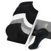 Hengyuanxiang носки мужские носки мужчины дышащие короткие носки хлопчатобумажные носки пот всасывания невидимые тонкие мужские сетчатые хлопчатобумажные носки 6 пар смешанной подарочной коробки Z1701C3-6-5 красная фасоль hongdou 15k056 носки мужские 5 пар смешанной подарочной коробки мужские носки носки носки носки носки носки носки носки носки носки