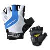 Sipa от (Spakct) CSG202 лава лето половина палец перчатки езда на велосипеде перчатки синий M код