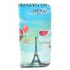 Эйфелева башня Дизайн Кожа PU откидная крышка бумажника карты держатель чехол для IPHONE 5 пазлы magic pazle объемный 3d пазл эйфелева башня 78x38x35 см