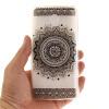 Черный Мандала шаблон Мягкий тонкий резиновый ТПУ Силиконовый чехол Гель для Lenovo Vibe P1 мобильный телефон lenovo k920 vibe z2 pro 4g