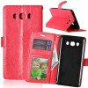 Red Style Classic Flip Cover с функцией подставки и слотом для кредитных карт для Samsung GALAXY J3 Pro red style classic flip cover с функцией подставки и слотом для кредитных карт для samsung galaxy j1 mini j105f