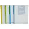 Обширные (Guangbo) 6 больших 32K100 этого типа оргтехника блокнот ноутбук дневник мягкого цвета смешанного старинной рукопись GB25283 оргтехника