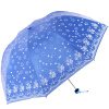 Jingdong [супермаркет] рай зонтик (UPF50 +) падение сезона полноцветного затенения трико тройной резинка розовый зонтик 33397E upf50 rashguard bodyboard al004