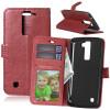 Браун Стиль Классический Флип Обложка с функцией подставки и слот для кредитных карт для LG K8 браун стиль классический флип обложка с функцией подставки и слот для кредитных карт для lg k8