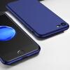 Taurasi (Torras) подходит для Apple, телефон оболочки 7 iPhone7 / 7plus все включено защитные оболочки множества мобильных телефонов матовый жесткий корпус падение сопротивления Apple, 7- темно-синий чехлы для телефонов skinbox чехол skinbox lux apple iphone 7 plus