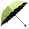 HUWAIGUSHI складной солнцезащитный зонтик, пляжный зонт винила, зонт от солнца suzi солнцезащитный зонтик зонтик от солнца ультрафиолетовый зонтик складной зонт