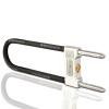 ЕМА велосипедный замок формой U для электрокара, электро-мотороллера, мотора solarstorm велосипедный противоугонный цепной стальной замок для горного велосипеда мотоцикла электро мотороллера