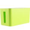 Inman (Etman) коробка управления зеленый ряд ящик для хранения шнур питания / провод отделка коробка коробка коробка гнездо штепсельная вилка буксировочная коробка