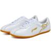 Li Ning (LINING) Белый 37 (маленький двор) кожаная обувь для мужчин и женщин тай-чи обувь практика обувь боевых искусств обувь Утренние обувь классические выступления обувь ламода