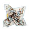 [Супермаркет] Jingdong антарктический (Nanjiren) шелковые шарфы шелковый шарф женский весной и небольшие высокого класса профессиональные печать шелковые шарфы маленький # 1 шарфы анна чапман шарф