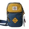 Pathfinder TOREAD наружная мужская и женская сумка для отдыха сумка Сумка-сумка ZEBF80714 железный синий пепел / желтый