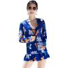 SANQI женский купальник, плавки, солнцезащитное верхнее платье бикини плавки s cool плавки