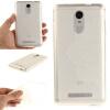 Половина белые цветы шаблон Мягкий тонкий ТПУ Резиновая крышка случая силикона геля для XiaoMi RedMi Note3