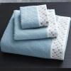 Jingdong [супермаркет] Jie Я. (Грейс) полотенце текстильной хлопок жаккард ржанка Giga толстый абсорбент волос полотенце полотенце полотенце трехсекционный полотенце * 1 * 1 * 1 красный квадрат deuter giga blackberry dresscode