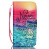 Сновидения Дизайн Кожа PU откидная крышка бумажника карты держатель чехол для IPHONE 5 цветочный дизайн кожа pu откидная крышка бумажника карты держатель чехол для iphone 7g