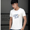 Мужская мода Мужская футболка с коротким рукавом Футболка Футболка Футболка Футболка Футболка T-