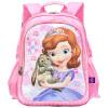 Disney Princess (Дисней) Sophia Детский школьный портфель плеча девушки младший 1-- Grade 3 мультфильм мешок повелительницы SM11492 Rose samsonite портфель школьный happy sammies