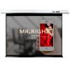Nangtong Elite (Mr.Right) 100 дюймов 4: 3 электрический экран управления экраном дистанционного проекционный экран проекционный экран проектор (для проектора -SVGA: Разрешение 800 * 600; XGA: 1024 * 768) круг алмазный по керамике 1a1r ceramics elite 200x1 6x7 0x25 4 diam 000547