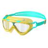 Рио выигрывает (TOSWIM) Детские очки профессиональных очков водяного тумана больших мужчин и женщины сокровища сокровища коробка плавания желтого паладин купить аксессуары для водяного тумана