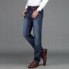 yishistyle классические мужские джинсы повседневные хлопковые джинсы