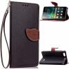 Черный Дизайн Кожа PU откидная крышка бумажника карты держатель чехол для Huawei Honor 4C colosseo 70805 4c celina