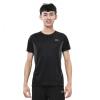 (XTEP) Мужская футболка с коротким рукавом Футболка с длинным рукавом Футболка с длинным рукавом Футболка с коротким рукавом 884229019153 Black 3XL футболка незнакомка футболка
