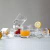 Kelisituo NC-8631 Кубок сока для кулинарии Кубок на выпивке Кубок 5010-4 Восьмиугольный кубок 264ml Набор из шести костюмов набор для сока розарий