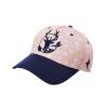 [Супермаркет] Jingdong Siggi SI89338 шляпа женский летний корейский приливной бейсболка вышитые хип-хоп моды случайные спортивная шапка синяя кепка олень 57-59CM