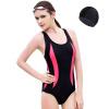 EZI Женские спортивные купальники с купальным костюмом купальники