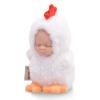Бибер (Бибер) мини-серия Супер Мэн маленьких украшений спальные куклы умиротворить куклы плюшевых игрушек кукла моделирования детские игрушки Мэн бархат 10CM высокие добытчик Белых цыпочки