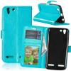 BlueStyle Classic Flip Cover с функцией подставки и слотом для кредитных карт для Lenovo VIBE K5/K5 Plus/A6020