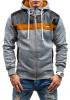 New Men Fashion Cardigan Hoodies Hooded Sweater 2018 new unique cccp russian hoodies men